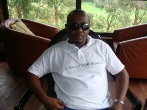 Chilling at Boda Boda