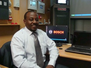 Training at Bosch