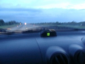 Driving to Zim