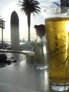 Peroni in Camps Bay